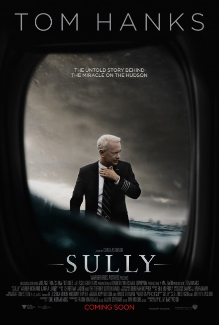 SULLY_ENG Poster