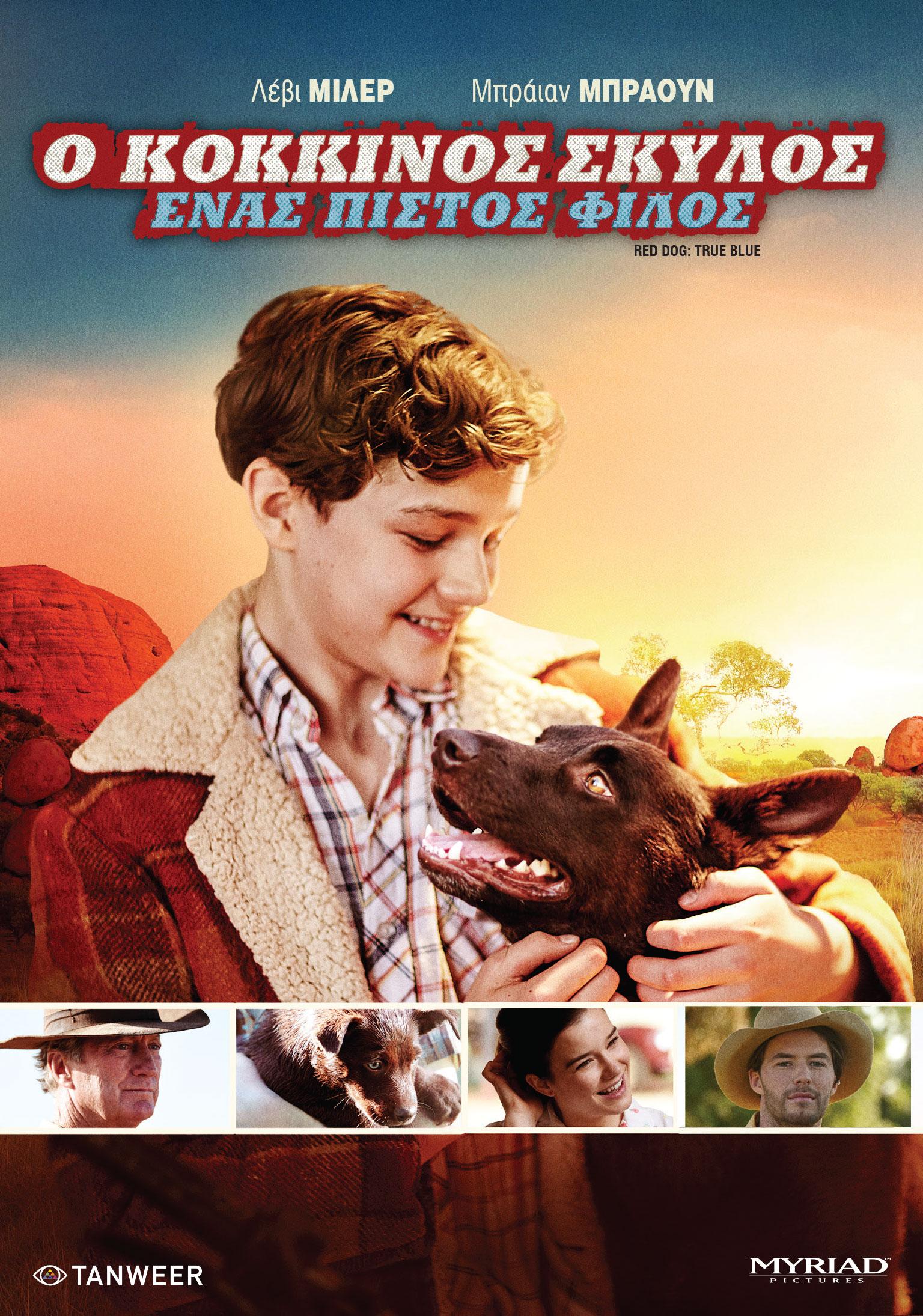 Red Dog True Blue Dvd Release Date